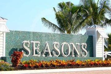 Seasons Entrance
