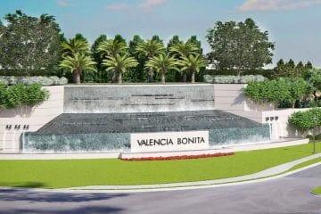 Valencia Entrance